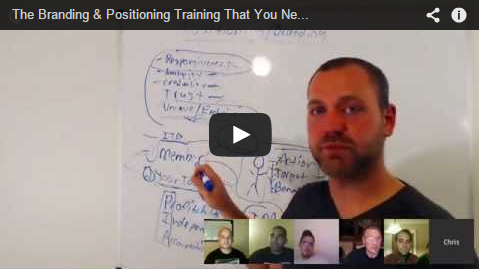 "You Won't Find ""Branding"" Training Like This Anywhere Else"